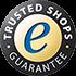 Geprüfter Online-Shop mit Geld-zurück-Garantie von Trusted Shops.