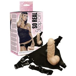 Dildos: Strap On
