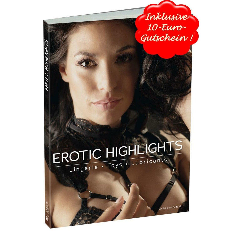 Sweet Sin Erotik-Katalog - Inklusive 10-Euro-Gutschein