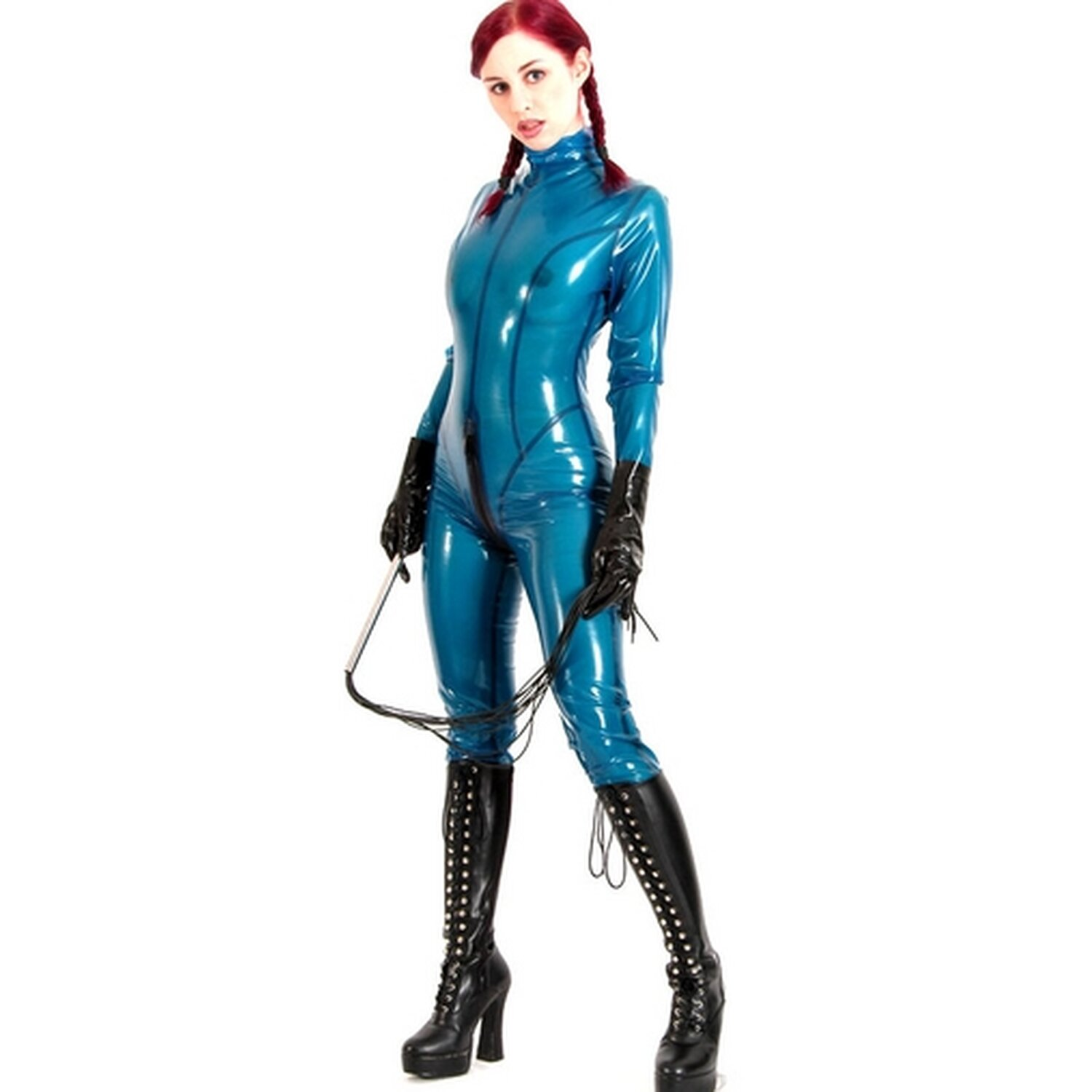 Latex Damen Catsuit »Special«