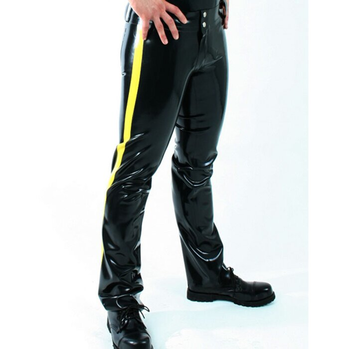 Latex Herren Jeans »Basic«