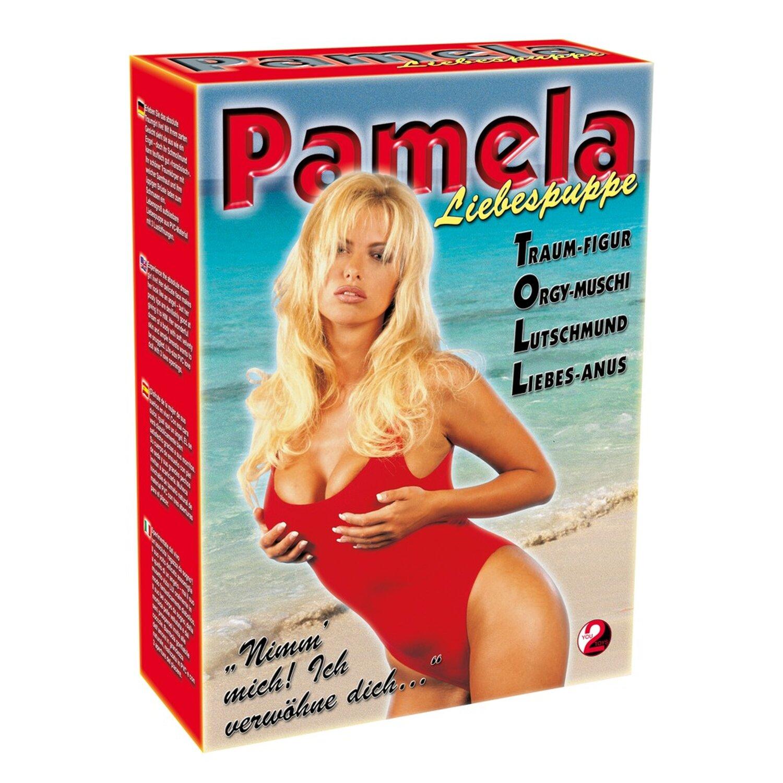 Liebespuppe »Pamela«