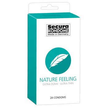 Secura Kondome »Nature Feeling« - Extra...