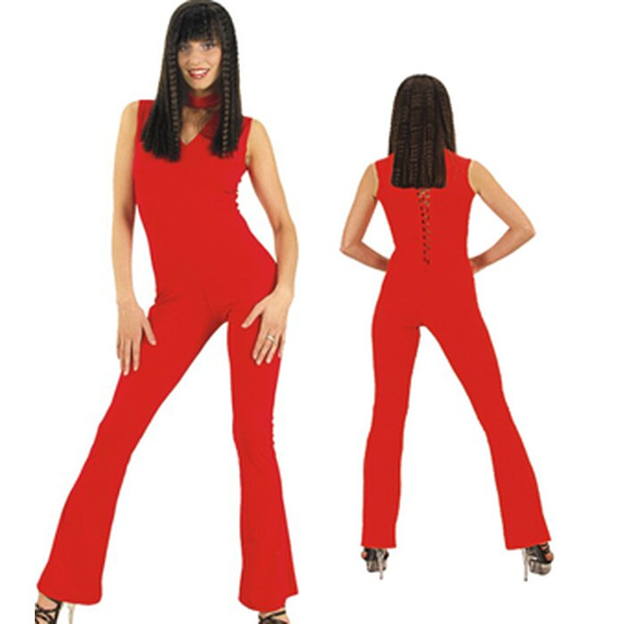Stretch Overall (Rot)