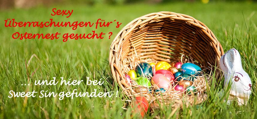 Sexy Artikel für Ostern!